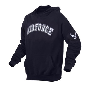 United States Air Force Logo Pullover Hoodie