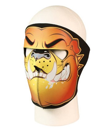 Neoprene Bulldog Full Facemask