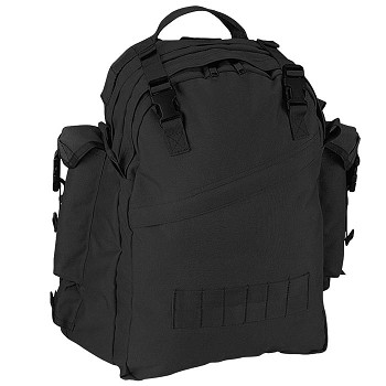 Special Forces Tactical Assault Backpack - Black