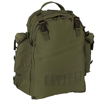 Special Forces Tactical Assault Backpack - Olive Drab
