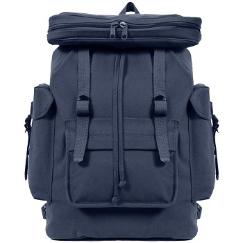 European Type Rucksack Canvas Backpack