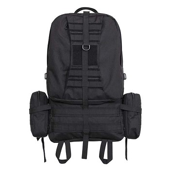 Basic Issue Black Global Assault Pack