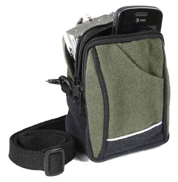 Canvas Digital Camera Case