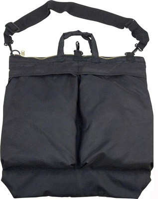 Basic Issue Flyers Helmet Shoulder Bag - Black or Olive