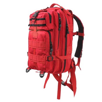 Medium Transport EMS Pack in Red