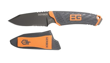 Gerber Bear Grylls Fixed Blade Compact Knife
