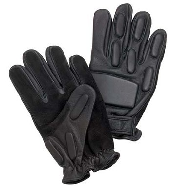 Leather Rapid Rappelling Glove