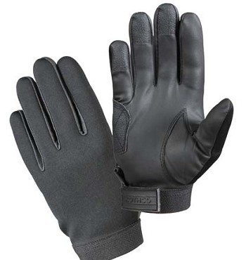 Neoprene Black Winter Glove