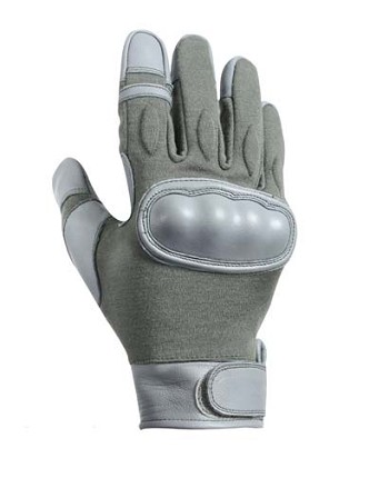 Foliage Nomex Hard Knuckle Tactical Glove