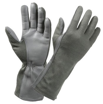 G.I. Type Foliage Nomex Flight Glove