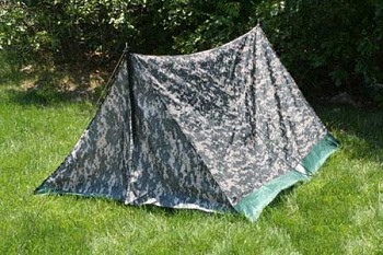 ACU Digital Camo 2 Person Tent