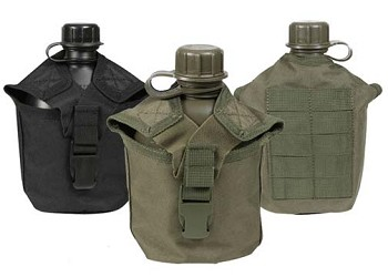 MOLLE Compatible 1 Qt. Canteen Cover