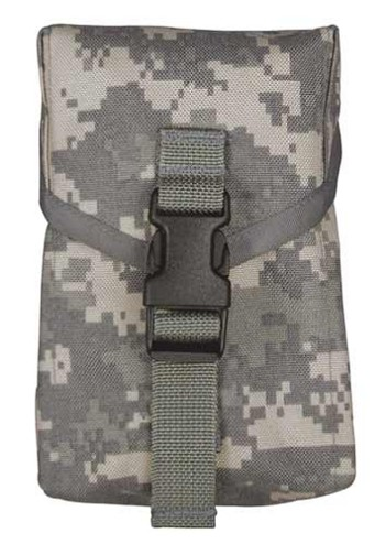 ACU MOLLE Compatible 100 Round Military Ammo Pouch