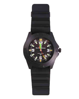 Smith and Wesson Tritium Soldier Military Watch