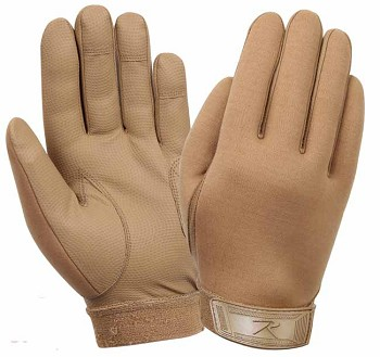 Coyote Multi-Purpose Neoprene Gloves