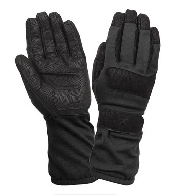 Fire Resistant Griplast Military Gloves
