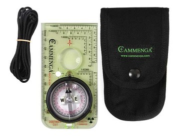 Cammenga Destinate Tritium Survival Compass