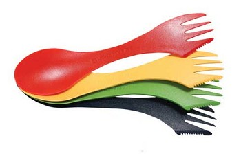 Light My Fire Camp Spork - 4 Pack