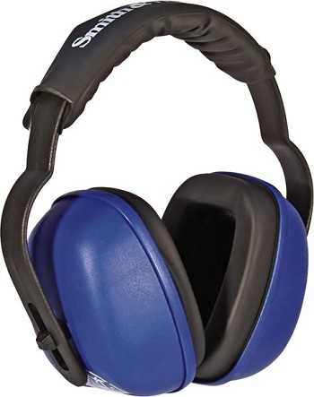 Smith and Wesson Noise Suppressor Earmuffs