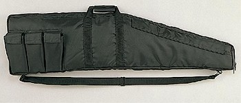Black Nylon Assault Rifle Cover
