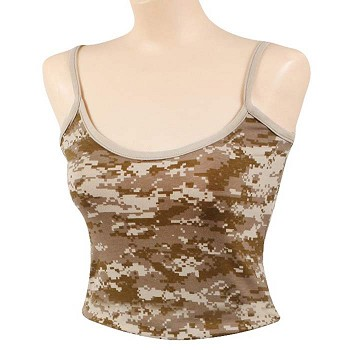 Women's Desert Digital Sleeper Tank Top