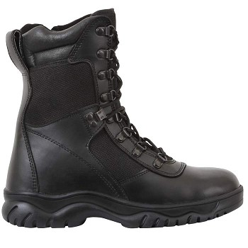 Forced Entry Side Zip Uniform Tactical Boot High