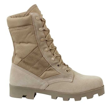 G.I. Style Desert Tan Speedlace Jungle Boot