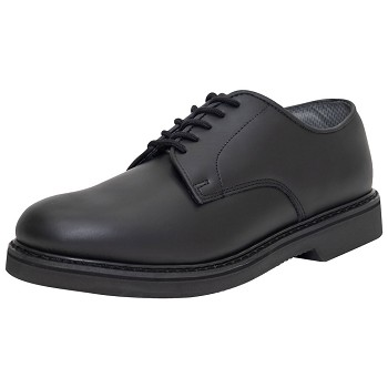 Basic Issue Leather Uniform Shoe