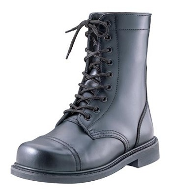 Basic Issue G.I. Style Steel Toe Combat Boot