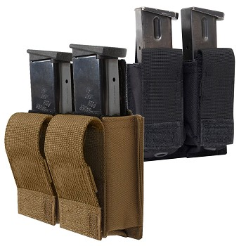 Double Pistol Magazine Pouch with Insert  by Rothco