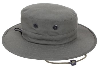 Basic Issue Adjustable Olive Drab Boonie Hat