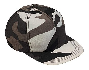 Kids City Camo Baseball Hat