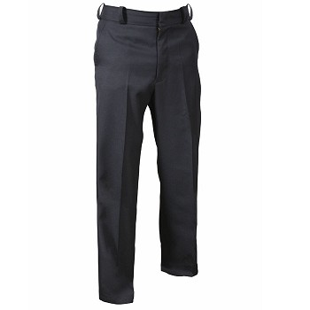 Navy Blue Polyester Uniform Pants