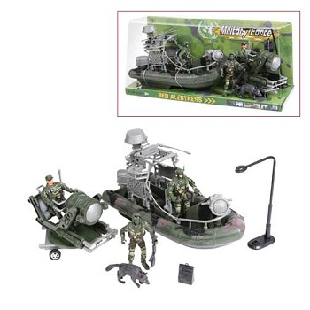 Military Force Kids Play Set
