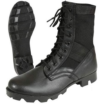 Basic Issue Steel Toe Jungle Boot