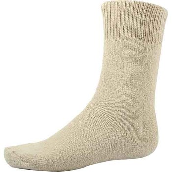 Khaki Thermal Boot Socks