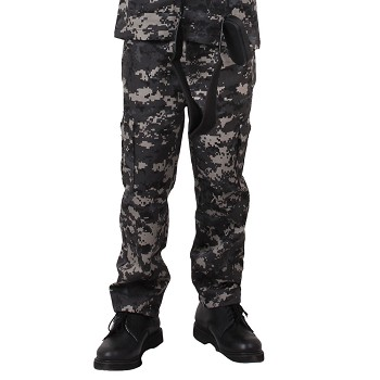 Rothco Subdued Urban Digital Camouflage Kids BDU Pants