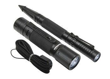 Smith and Wesson Delta Compact Flashlight and Penlight Set