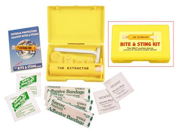 Sawyer Bite and Sting Extractor Kit
