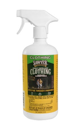 Sawyer Permethrin Clothing Insect Repellent