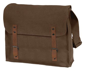 Military Style Canvas Medic Bag