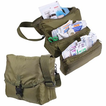 G.I. Style Medical Kit Bag