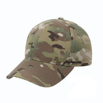 Multicam Camouflage Military Baseball Hat