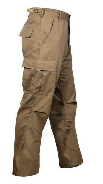 Coyote Military BDU Pants