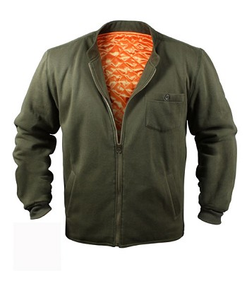 Olive Drab Flyers Intermediate Fleece Jacket