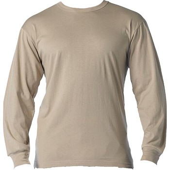 Desert Sand Long Sleeve T-Shirt