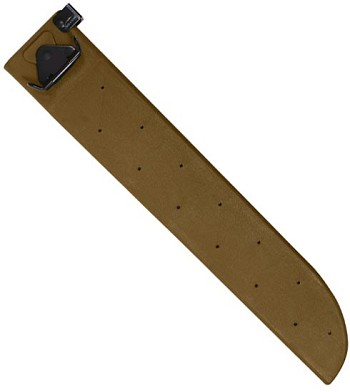 Machete Sheath with Built-In Sharpener - Coyote