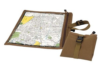 Coyote Map and Document Case