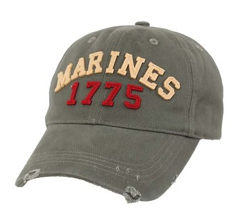 Vintage United States Marines 1775 Low Pro Cap
