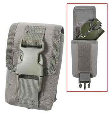 Foliage MOLLE compatible Military Compass Pouch